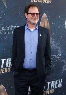 Star Trek Discovery Red Carpet Premiere Rainn Wilson