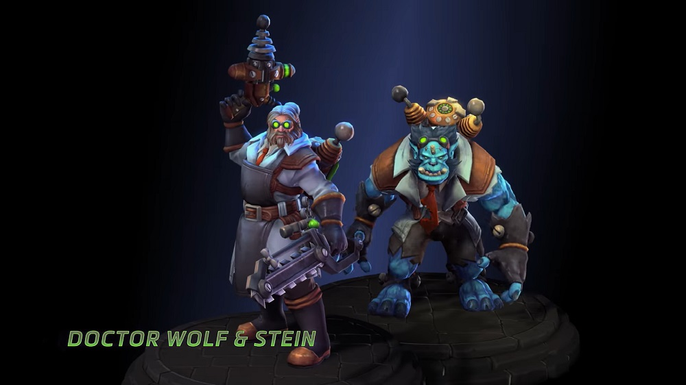 Heroes Of The Storm Celebrates Hallow S End In The Nexus