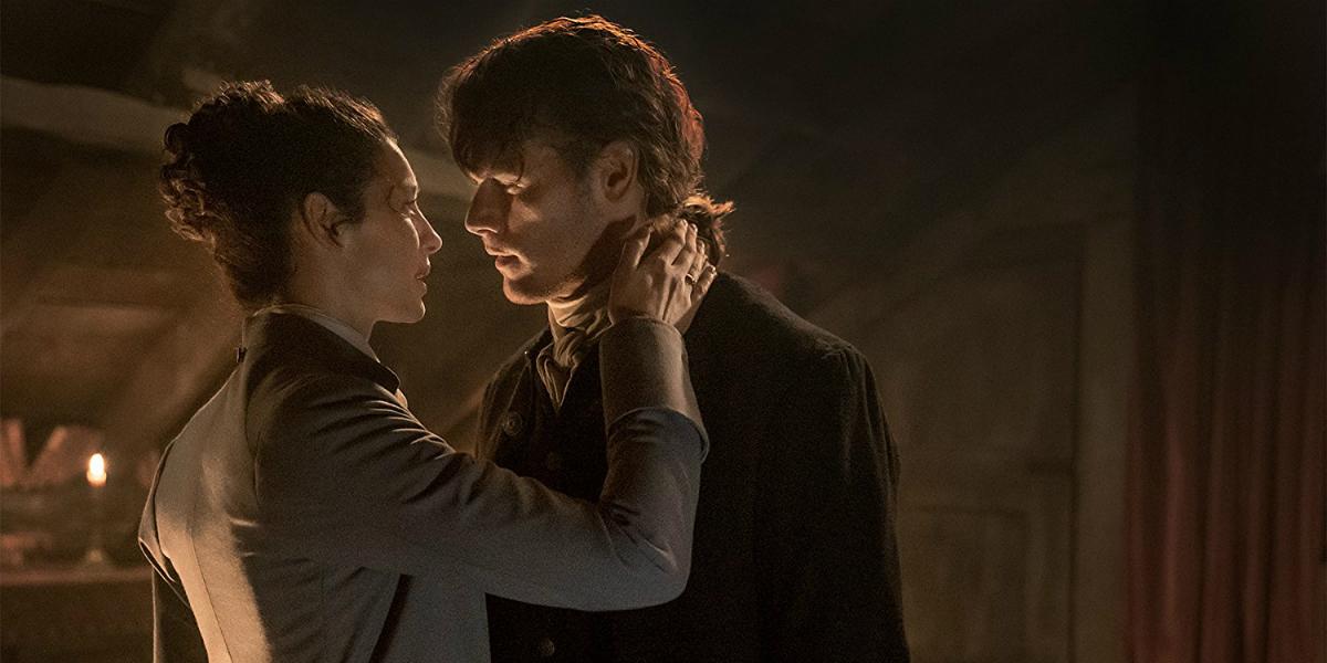 Jamie Claire Outlander