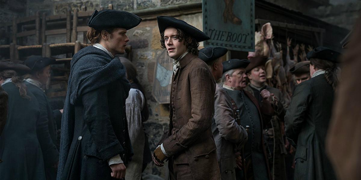 Jamie Fergus Outlander