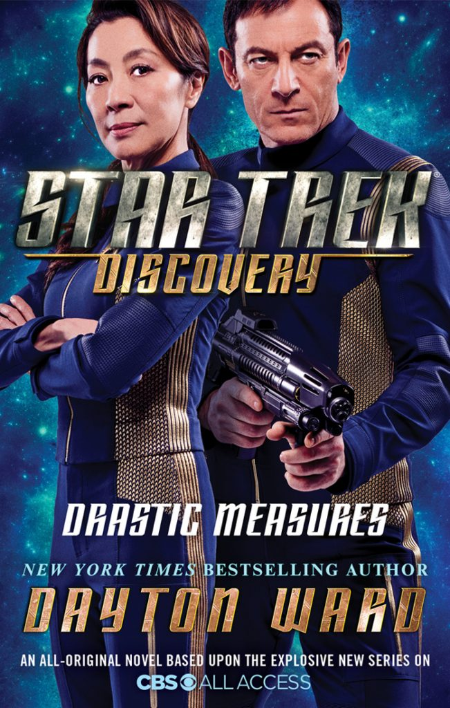 Geek Girl Authority Ready Room Star Trek Discovery Drastic Measures Cover Reveal