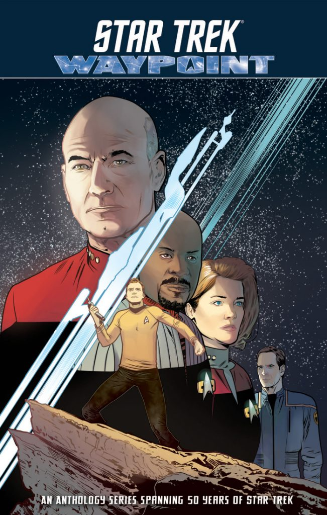 IDW Waypoint Star Trek