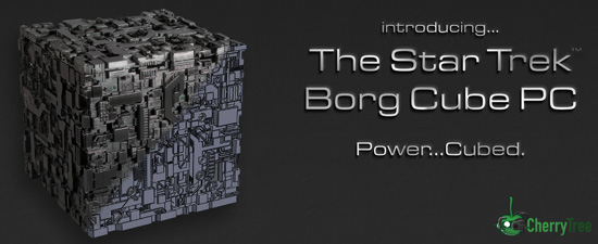 My Cherry Tree Borg Mini PC Introduction