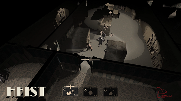 PAXAus Heist Gameplay
