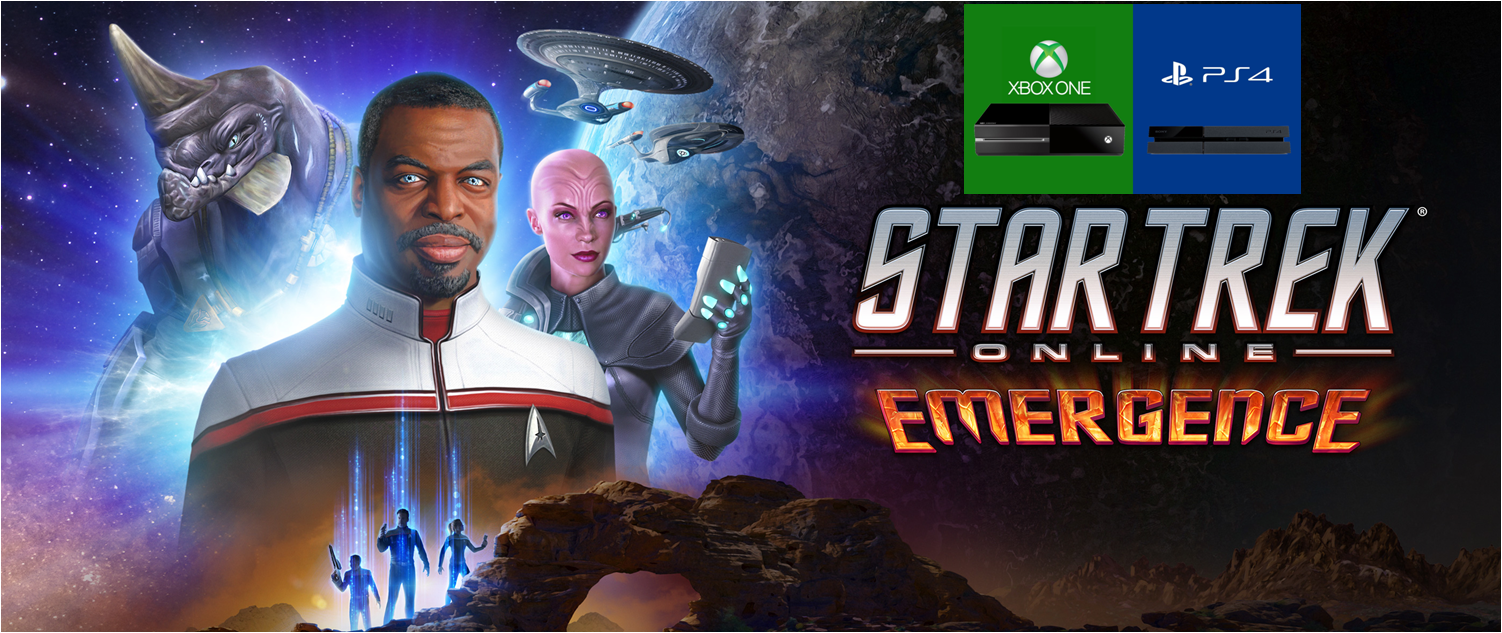 Star Trek Online comes to XBox One and PlayStation 4