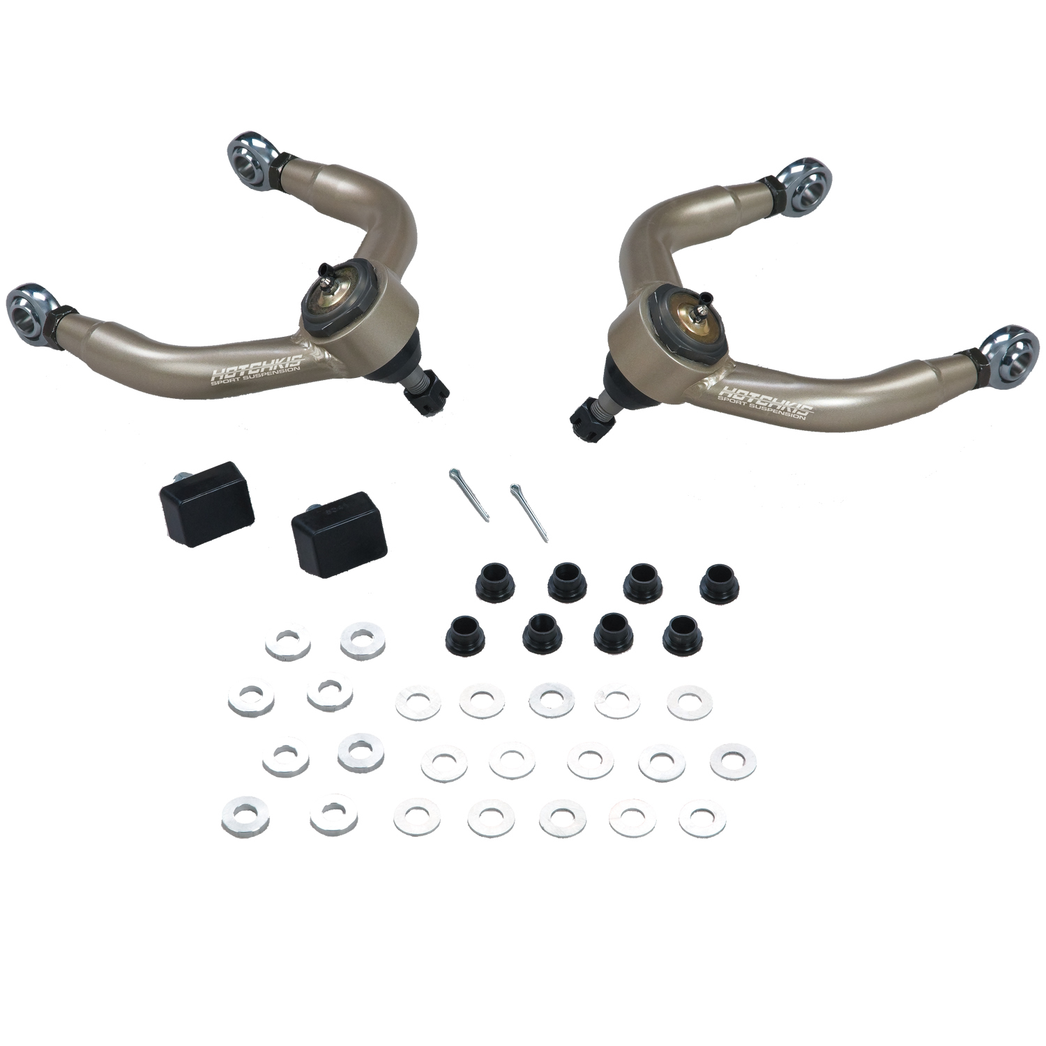 Geometry Corrected Tubular Control Arms  67-72 Dodge A-Body w Small Balljoints