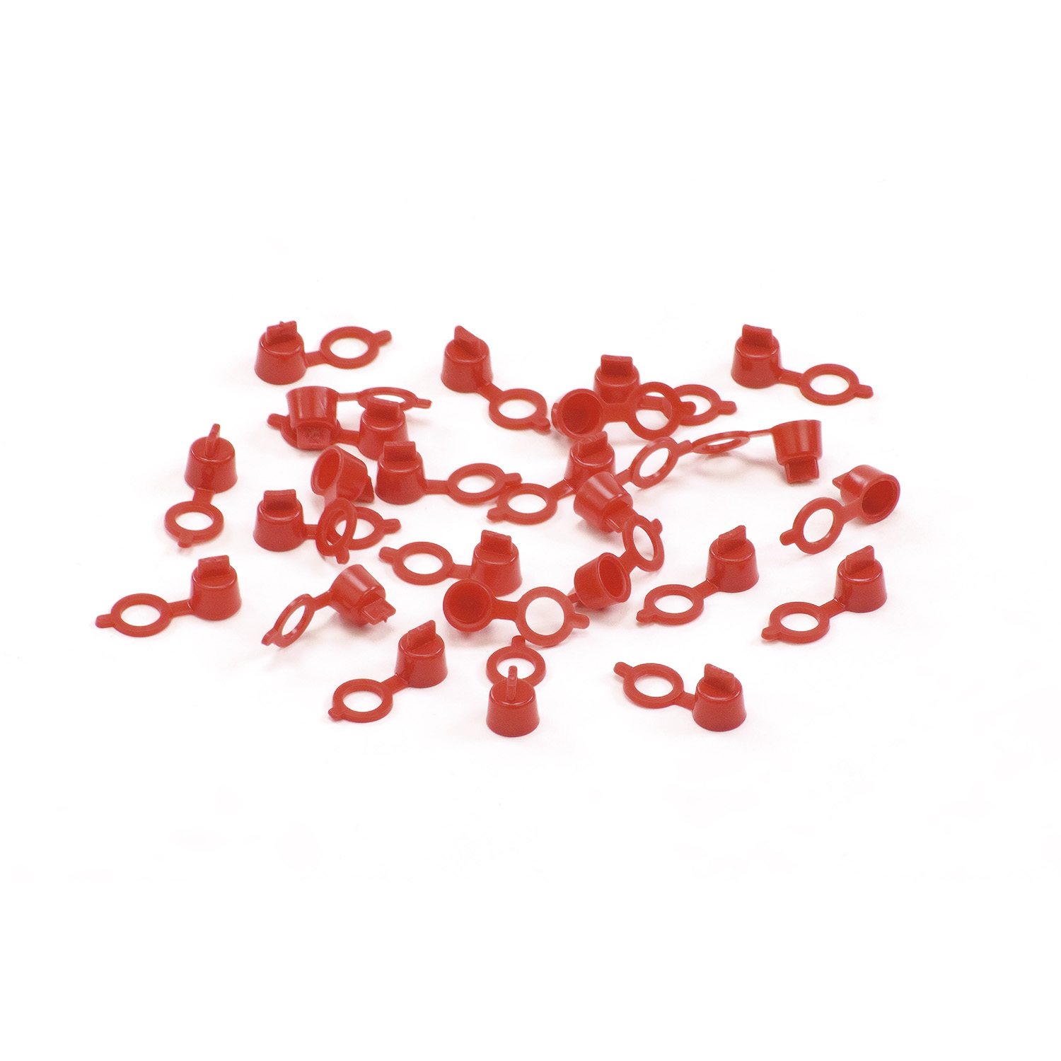 Red Zerk Caps  25-Pack from Hotchkis Sport Suspension