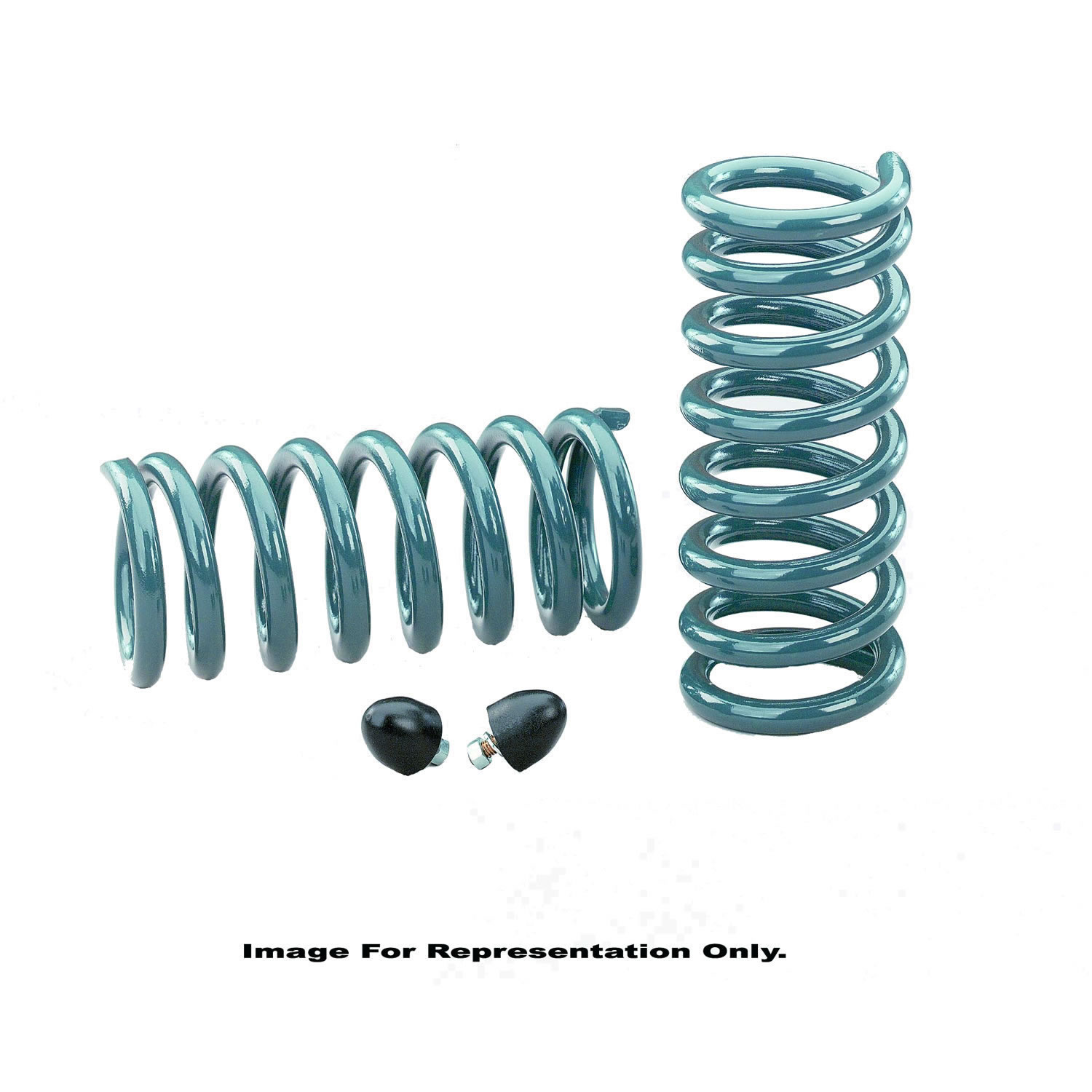 1982-1992 GM F-Body Sport Coil Springs from Hotchkis Sport Suspension