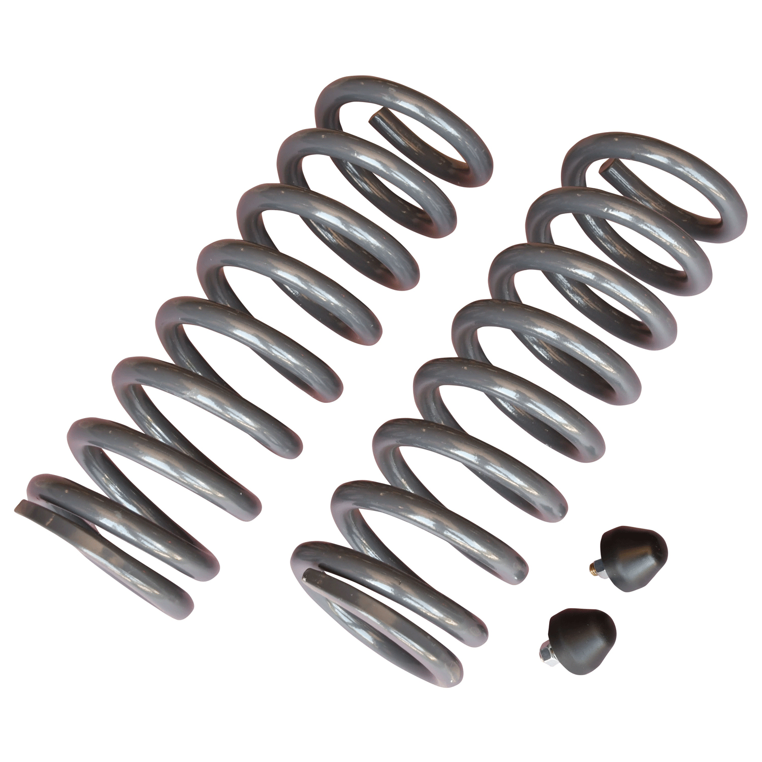 1967-1972 GM A-Body SB Front Coil Springs 2 in. Lowering Springs