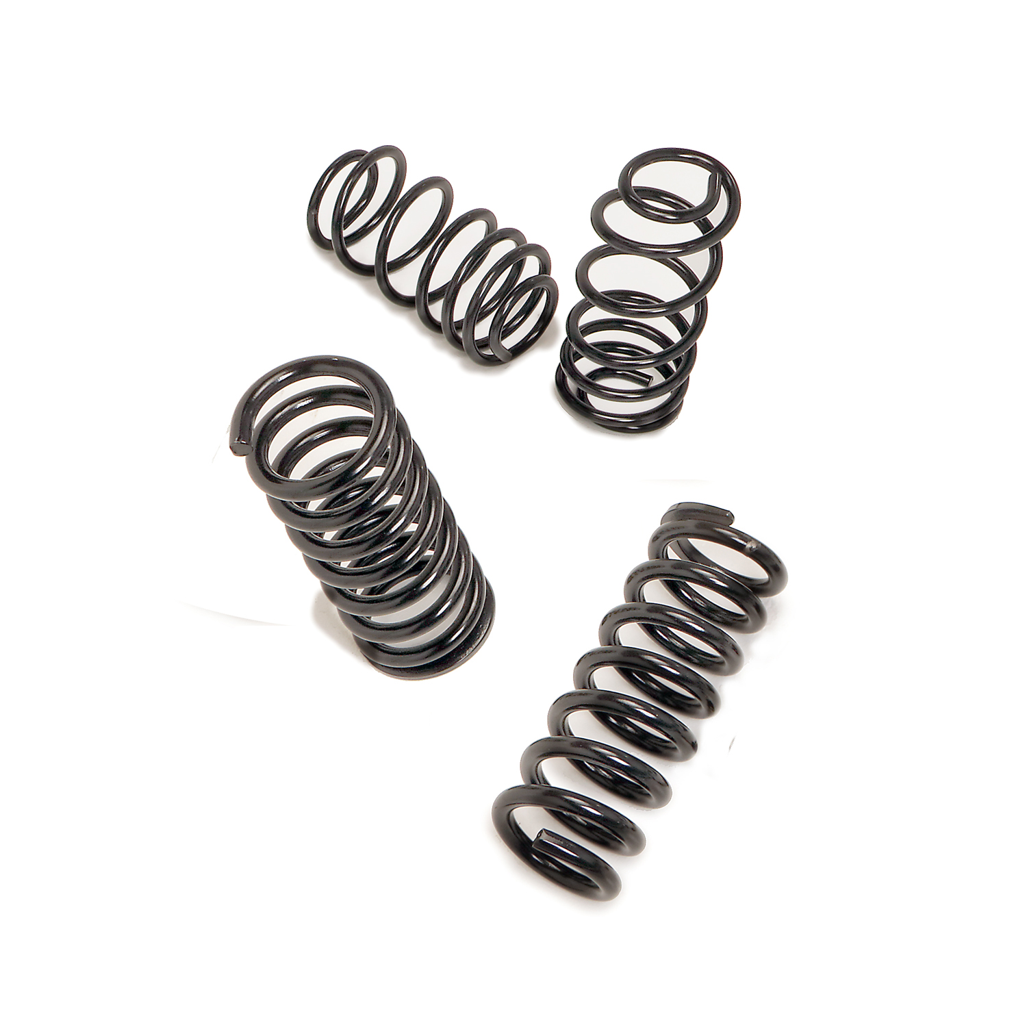 1965 - 1966 Ford Galaxie Front and Rear Coil Springs By Hotchkis