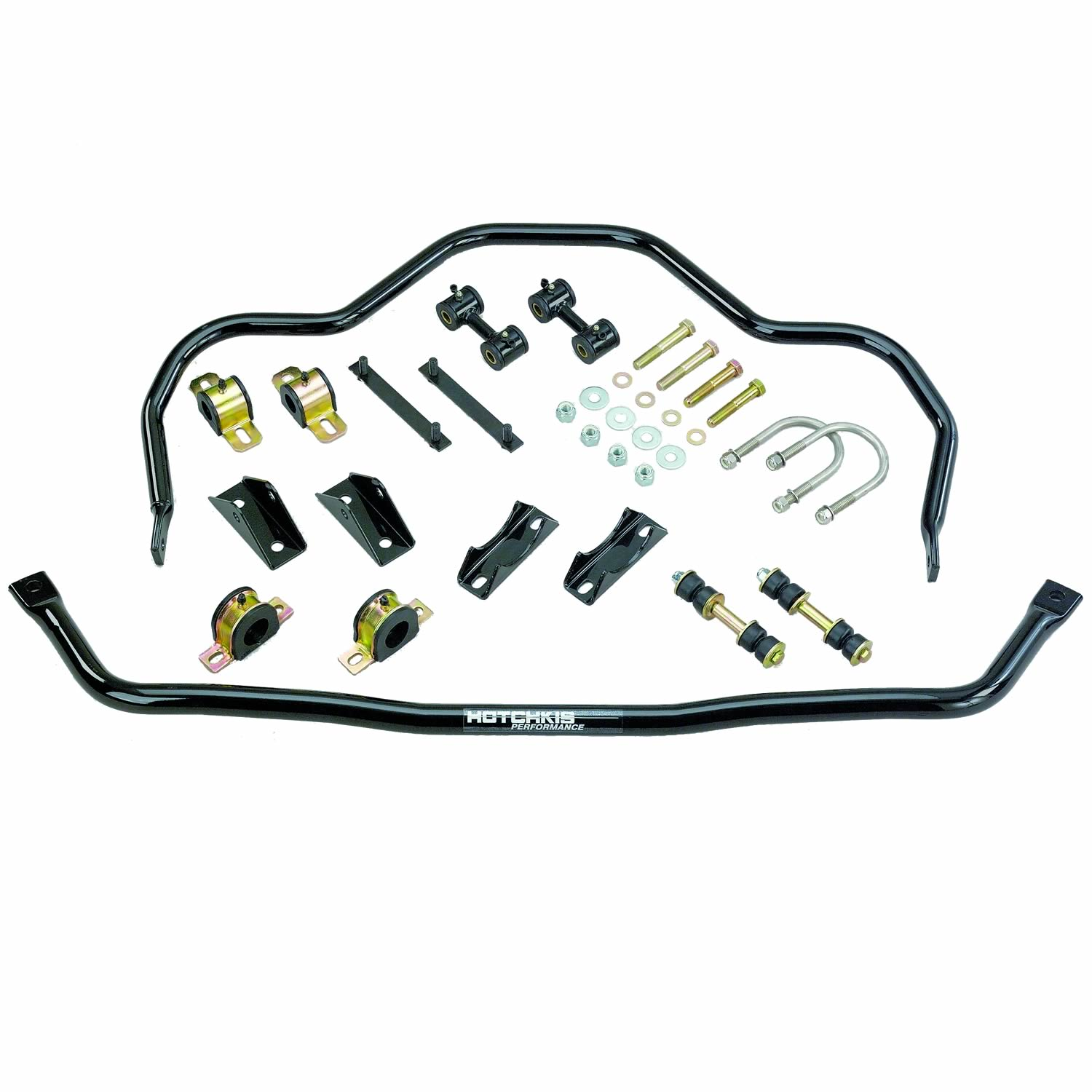 Sport Sway Bars  1965-1966 Chevy B Body from Hotchkis Sport Suspension