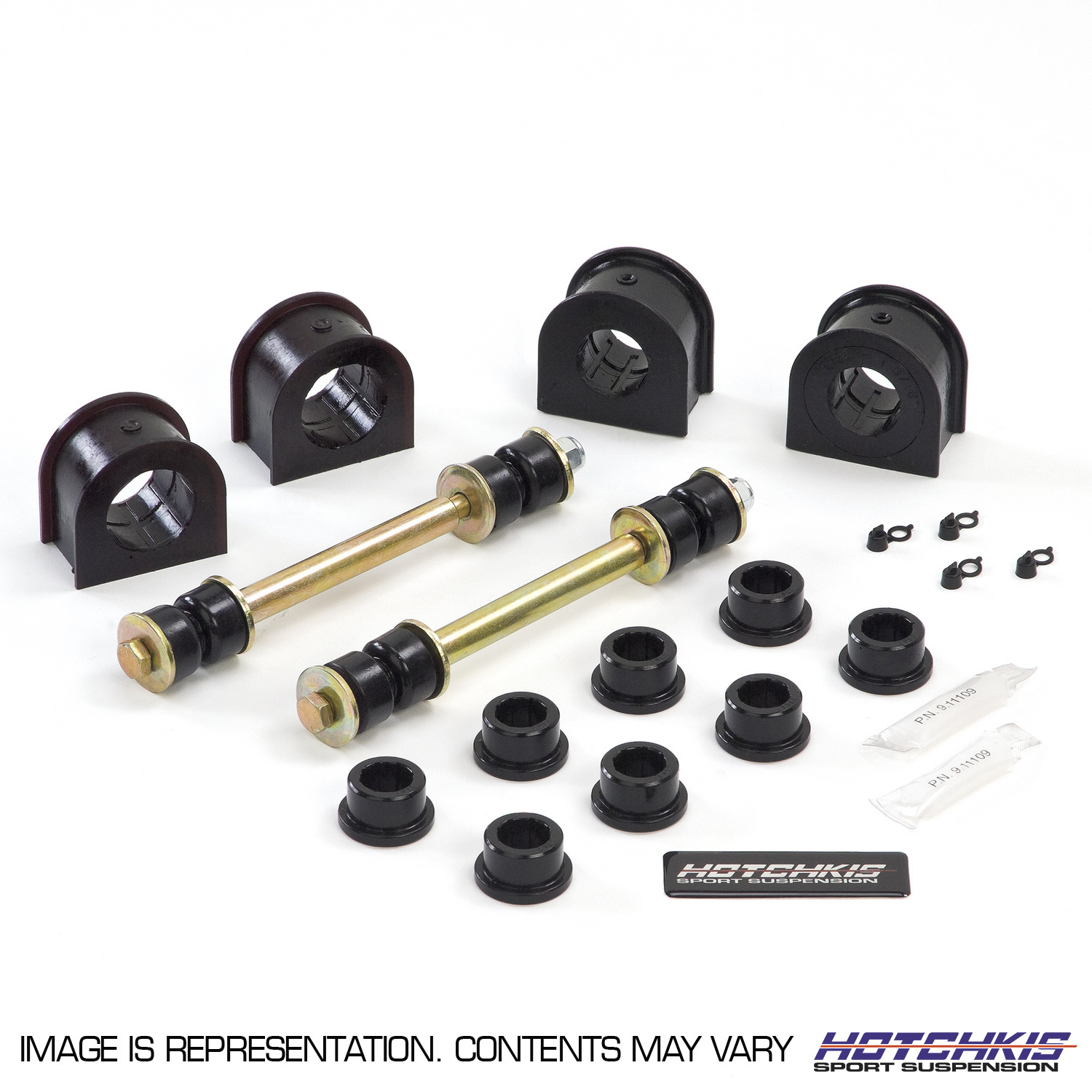 01-06 BMW M3 Rear Sport Sway Bar Set Rebuild Kit by Hotchkis Sport Suspension