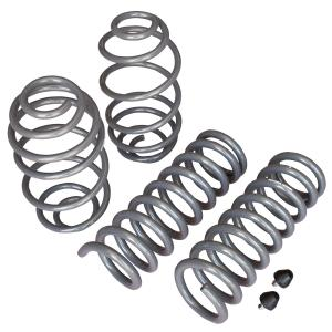 1967-1972 GM A-Body SB Lowering Coil Springs Set (4) 1 in. Drop - Thumbnail Image