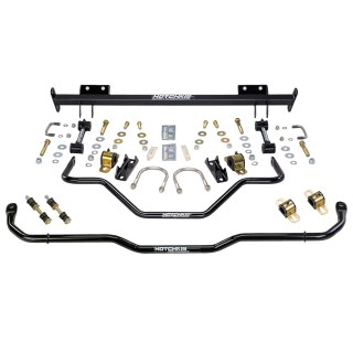 1967-1969 Camaro/Firebird Sway Bars Chassis Brace from Hotchkis Sport Suspension - Thumbnail Image
