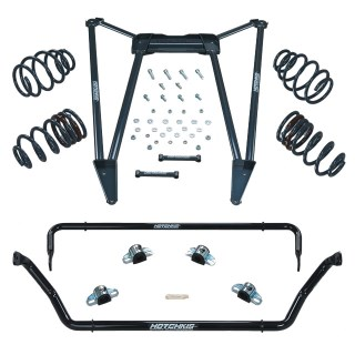 2010-2011 Chevrolet Camaro TVS Suspension System Track Pack - Thumbnail Image
