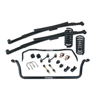 1999 - 2004 Ford Lightning, 1997-2003 Ford F150 TVS Suspension System, 2WD Truck - Thumbnail Image