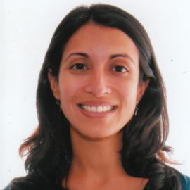 Aparajita Sohoni headshot