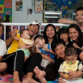 Joseph Deyama Limoli and family