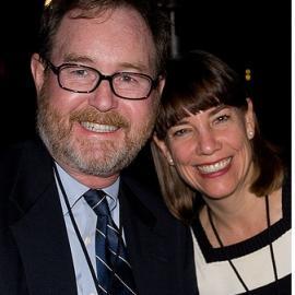 Margie Hoag Mueller and husband