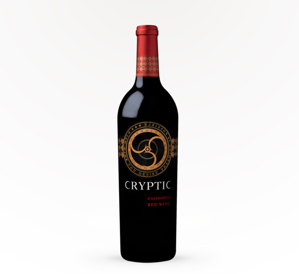 Cryptic Red Blend