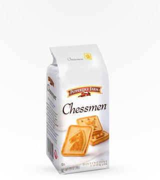 Pepperidge Farm Chessmen