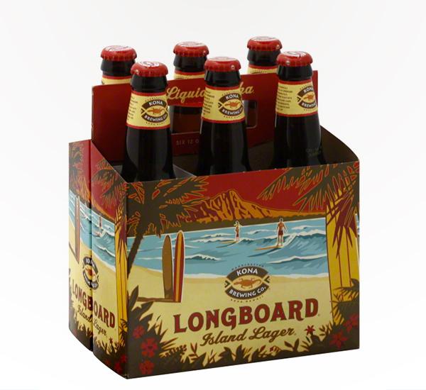 Kona Brewing Longboard