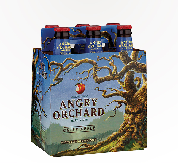 Angry Orchard Apple Cider
