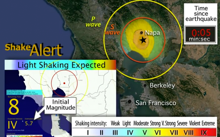 "does california need an earthquake early warning A sample of an earthquake early warning system for california that is under   that will put california on track for a long-awaited earthquake early  ""we've  seen the devastation earthquakes have caused in california,"" brown."