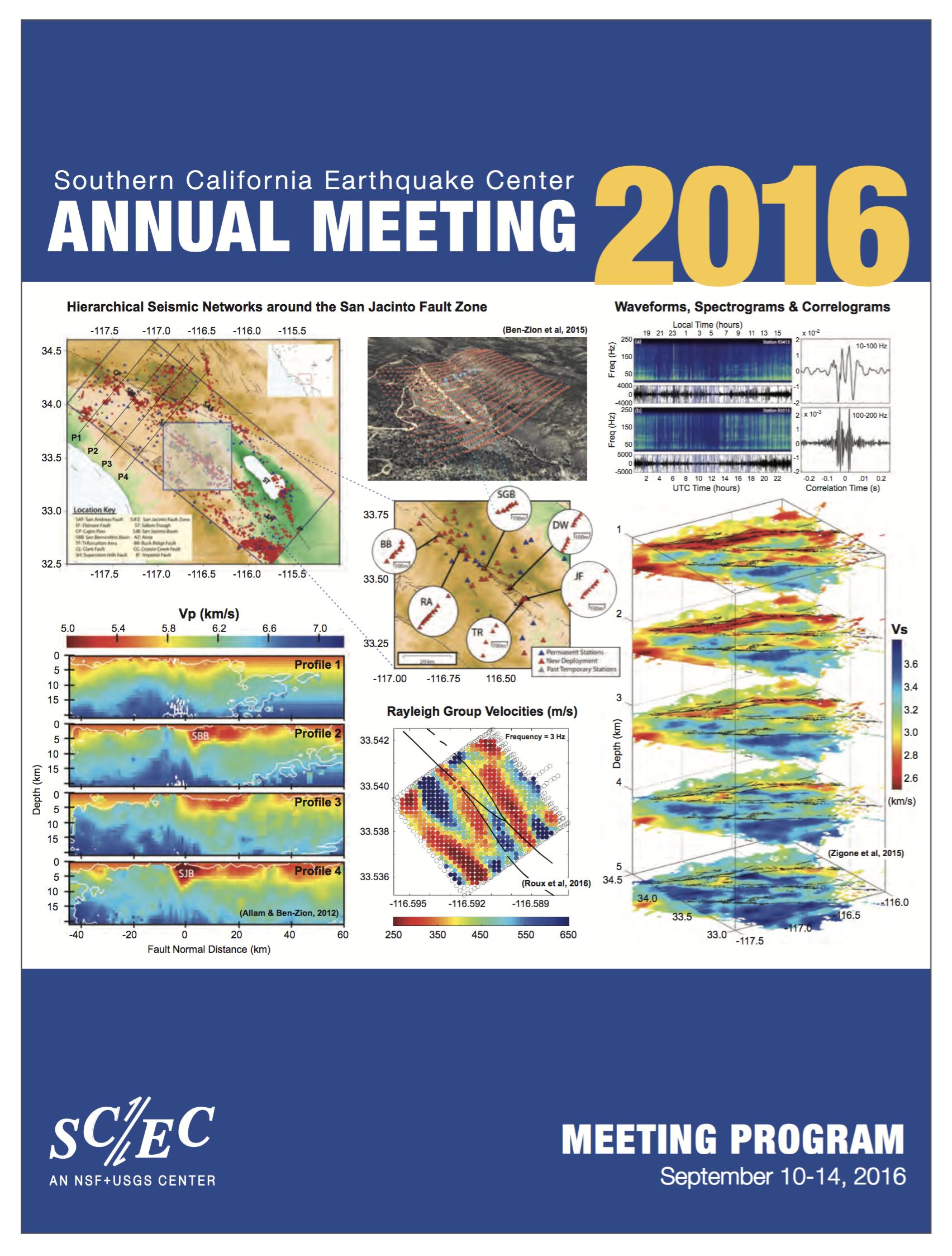 2015 SCEC Program