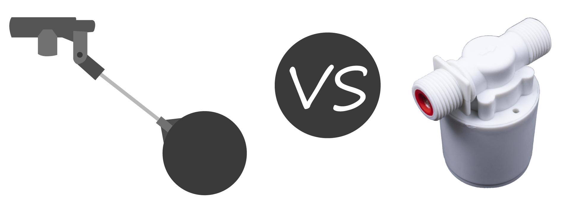 horizontal vs