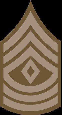 First Sergeant