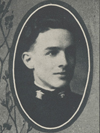Attached photograph of Lieutenant  Junior Grade Avery