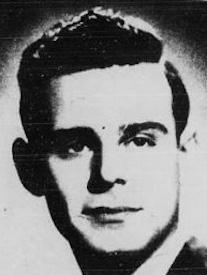 Attached photograph of Lieutenant Bear