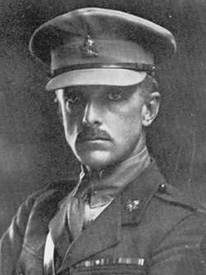 Attached photograph of Lieutenant Colonel Carey