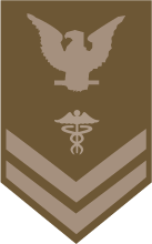Hospital Corpsman, Second Class