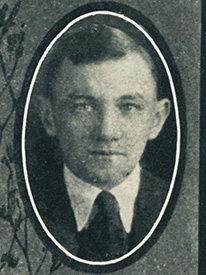 Attached photograph of Corporal Dodd, Jr.