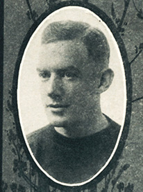 Attached photograph of First Lieutenant Doherty