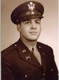 Attached photograph of Second Lieutenant Dunn