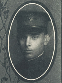 Attached photograph of Captain Eaton