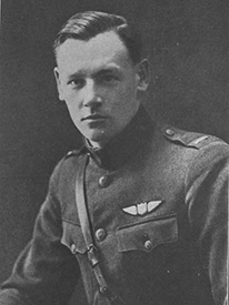 Attached photograph of Lieutenant Gilmore
