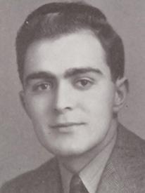 Attached photograph of Second Lieutenant Grossman