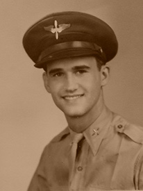 Attached photograph of Technical Sergeant Hays