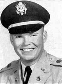 Attached photograph of First Lieutenant Jaeck