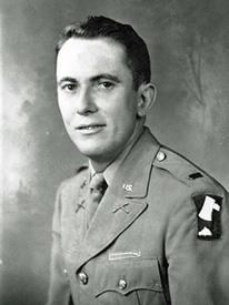 Attached photograph of Second Lieutenant Jones