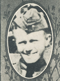 Attached photograph of Lieutenant Jones