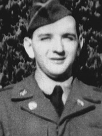 Attached photograph of Corporal Knorr