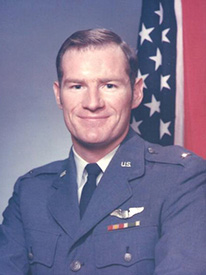Attached photograph of First Lieutenant Krueger