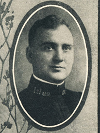 Attached photograph of Lieutenant Colonel Lampert