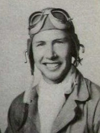 Attached photograph of First Lieutenant Mickelson