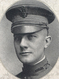Attached photograph of Lieutenant Murphy